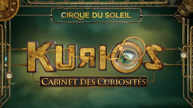 Kurios – Cabinet des curiosités