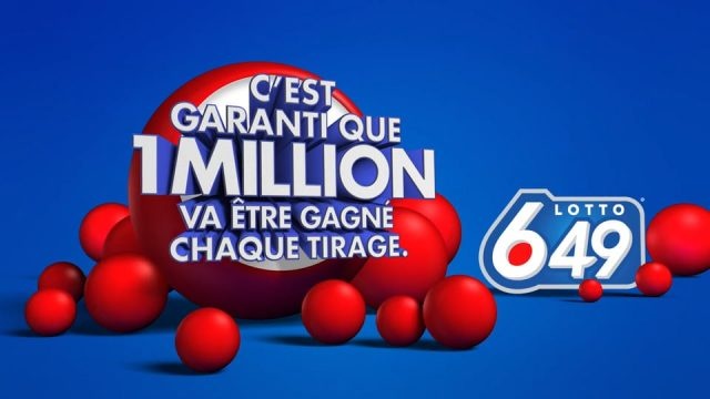 Lotto 6/49 – Million garanti