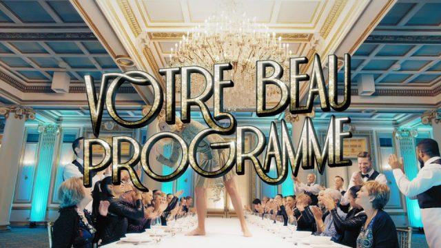 Votre beau programme