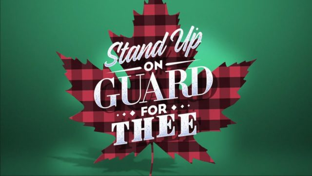 Stand-Up On Guard For Thee