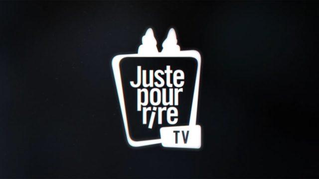 Juste Pour Rire – Logo animation