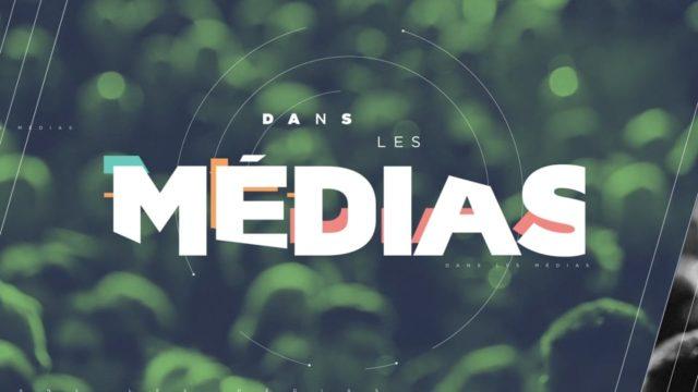 Dans les médias